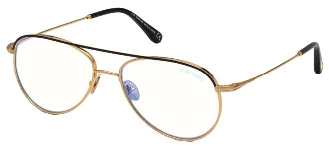 Tom Ford brillen FT 5693-B BLUE BLOCK