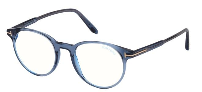 Tom Ford brillen FT 5695-B BLUE BLOCK