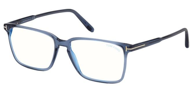 Tom Ford brillen FT 5696-B BLUE BLOCK