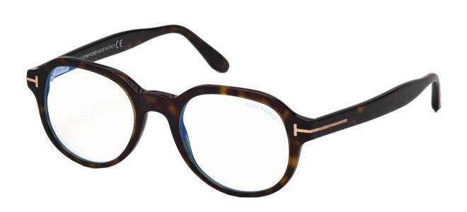 Tom Ford brillen FT 5697-B BLUE BLOCK