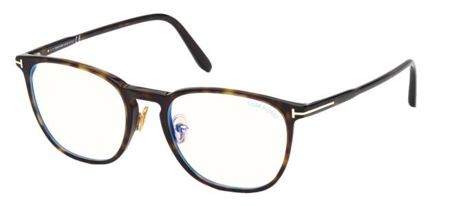 Tom Ford briller FT 5700-B BLUE BLOCK