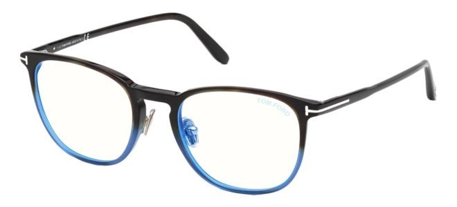 Tom Ford brillen FT 5700-B BLUE BLOCK
