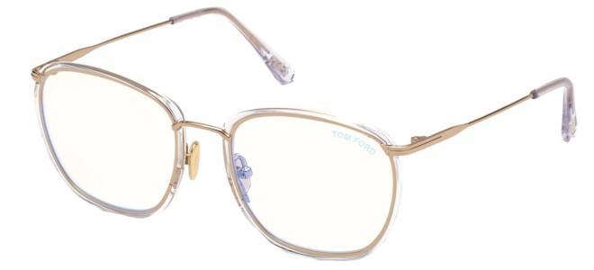 Tom Ford briller FT 5702-B BLUE BLOCK