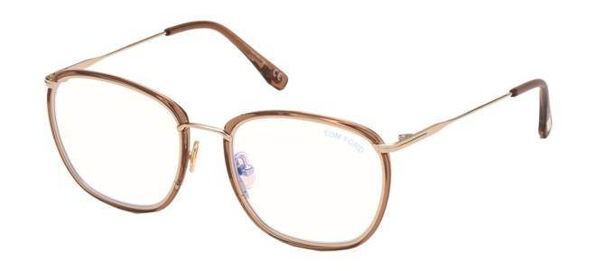 Tom Ford eyeglasses FT 5702-B BLUE BLOCK