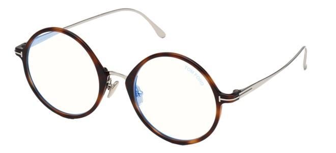 Tom Ford briller FT 5703-B BLUE BLOCK
