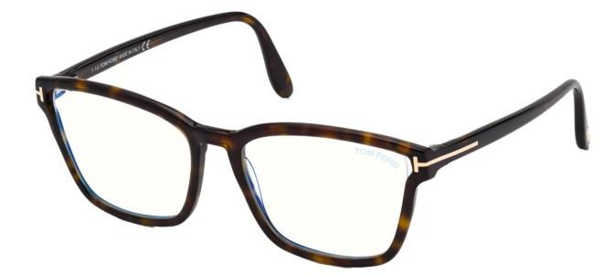 Tom Ford brillen FT 5707-B BLUE BLOCK