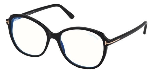 Tom Ford briller FT 5708-B BLUE BLOCK