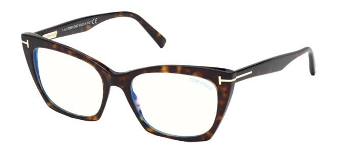 Tom Ford briller FT 5709-B BLUE BLOCK