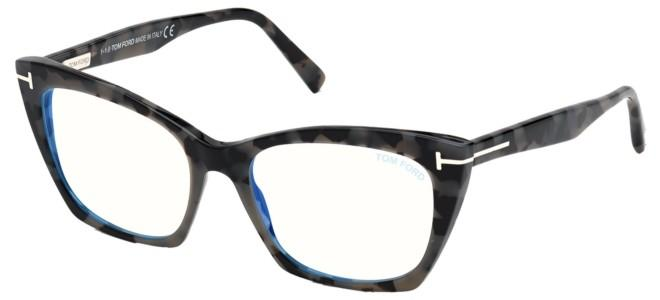 Tom Ford brillen FT 5709-B BLUE BLOCK