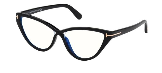 Tom Ford brillen FT 5729-B BLUE BLOCK
