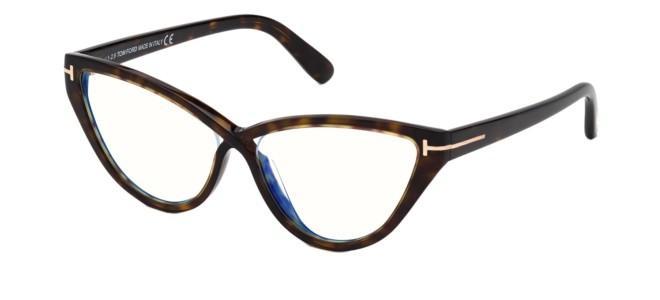 Tom Ford briller FT 5729-B BLUE BLOCK