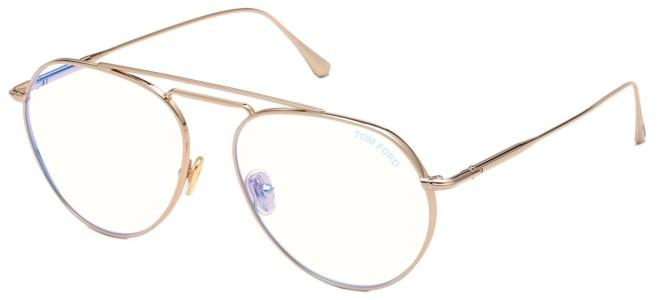 Tom Ford brillen FT 5730-B BLUE BLOCK