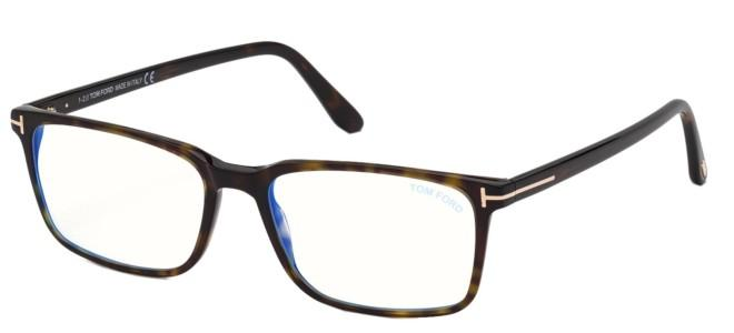 Tom Ford brillen FT 5735-B BLUE BLOCK