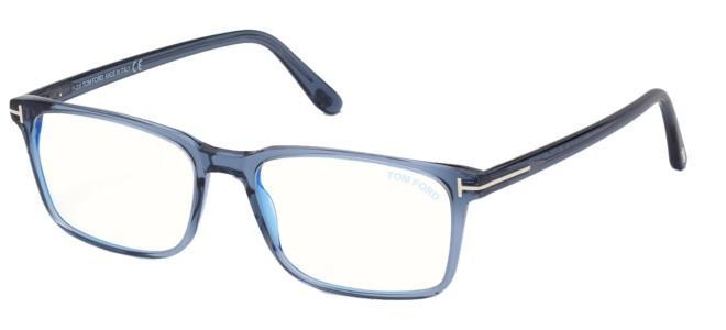Tom Ford brillen FT 5735-B BLUE BLOCK
