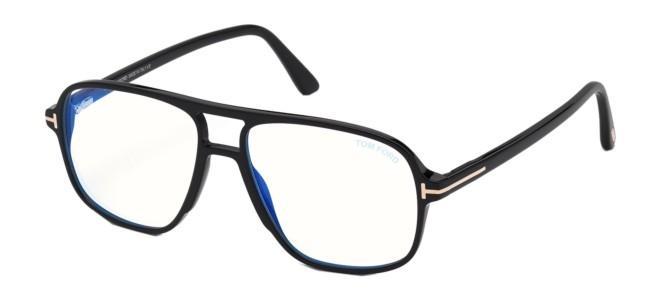 Tom Ford brillen FT 5737-B BLUE BLOCK