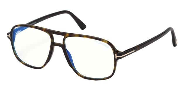 Tom Ford brillen FT 5737-B BLUE BLOCK