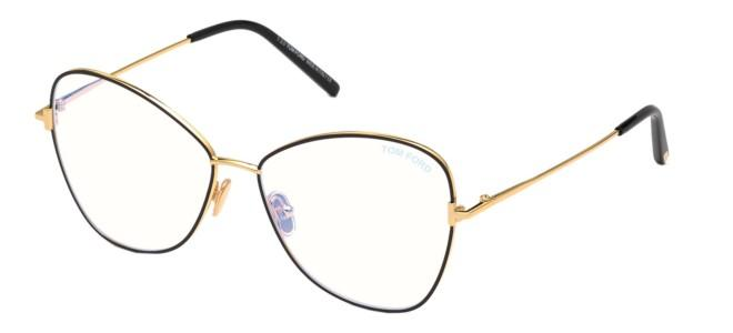 Tom Ford brillen FT 5738-B BLUE BLOCK