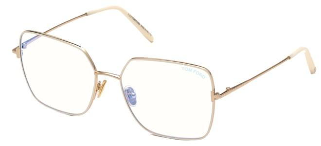 Tom Ford eyeglasses FT 5739-B BLUE BLOCK