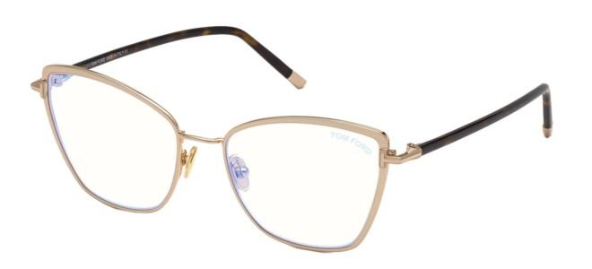Tom Ford brillen FT 5740-B BLUE BLOCK
