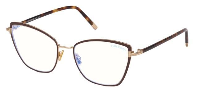 Tom Ford eyeglasses FT 5740-B BLUE BLOCK