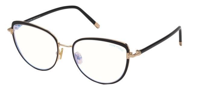 Tom Ford eyeglasses FT 5741-B BLUE BLOCK
