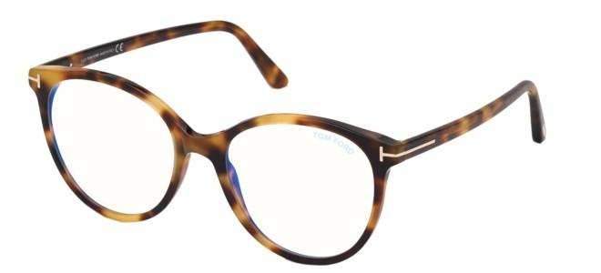 Tom Ford brillen FT 5742-B BLUE BLOCK