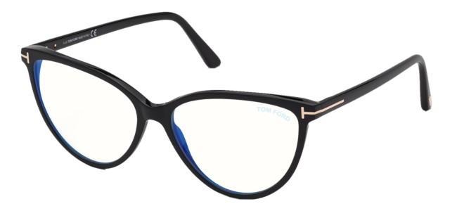 Tom Ford briller FT 5743-B BLUE BLOCK