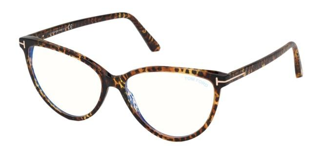 Tom Ford brillen FT 5743-B BLUE BLOCK