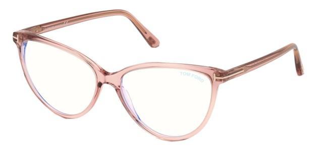 Tom Ford eyeglasses FT 5743-B BLUE BLOCK