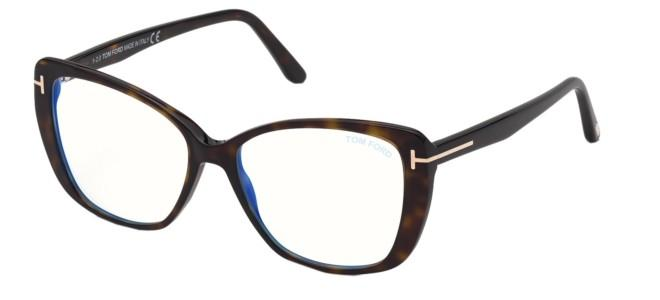 Tom Ford eyeglasses FT 5744-B BLUE BLOCK