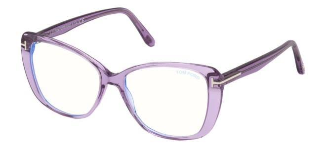 Tom Ford brillen FT 5744-B BLUE BLOCK