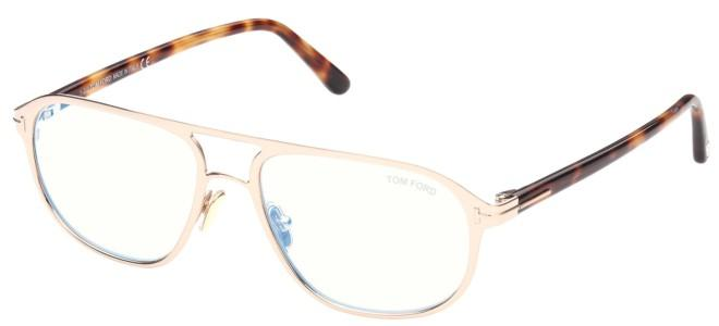 Tom Ford briller FT 5751-B BLUE BLOCK