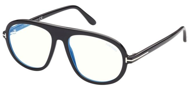 Tom Ford briller FT 5755-B BLUE BLOCK