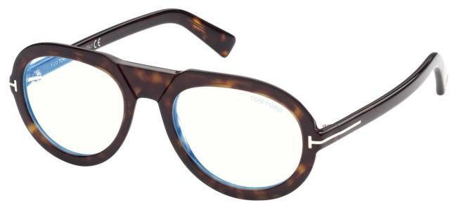 Tom Ford briller FT 5756-B BLUE FILTER