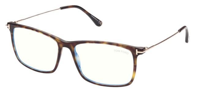 Tom Ford briller FT 5758-B BLUE BLOCK