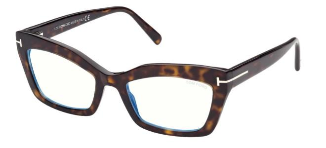 Tom Ford briller FT 5766-B BLUE BLOCK