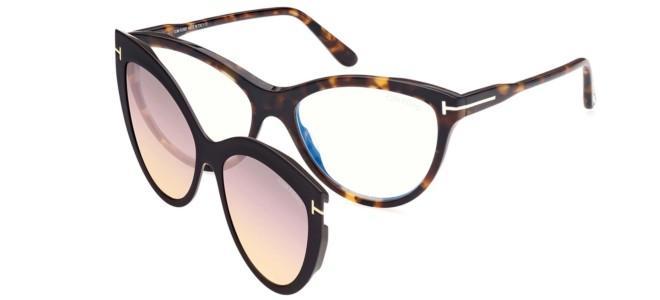 Tom Ford briller FT 5772-B BLUE BLOCK