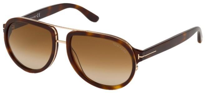 Tom Ford solbriller GEOFREY FT 0779