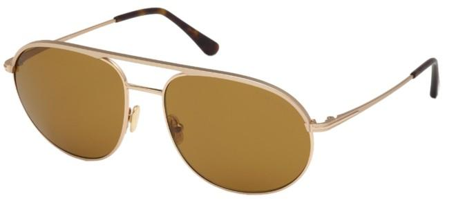 Tom Ford solbriller GIO FT 0772