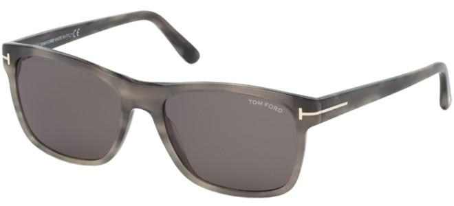 Tom Ford solbriller GIULIO FT 0698