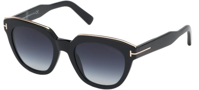 Tom Ford solbriller HALEY FT 0686