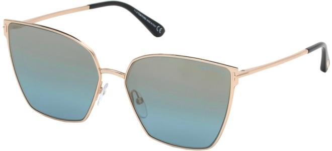 Tom Ford zonnebrillen HELENA FT 0653