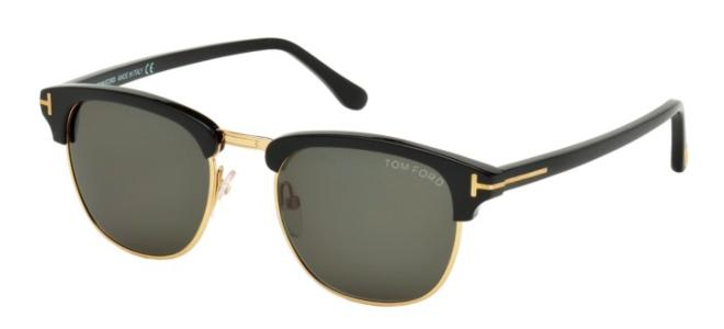Tom Ford solbriller HENRY FT 0248