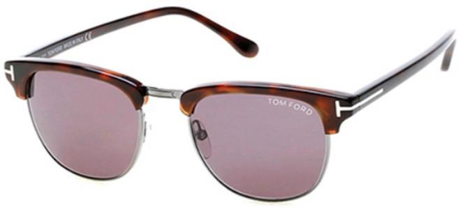 Tom Ford zonnebrillen HENRY FT 0248