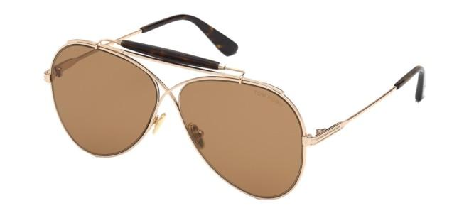 Tom Ford solbriller HOLDEN FT 0818