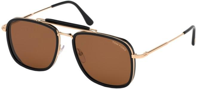 Tom Ford zonnebrillen HUCK FT 0665