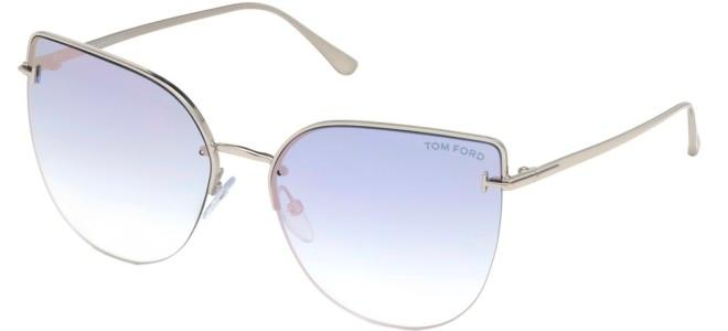 Tom Ford solbriller INGRID-02 FT 0652