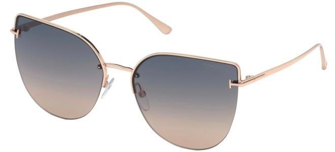 Tom Ford solbriller INGRID-02 FT 0652