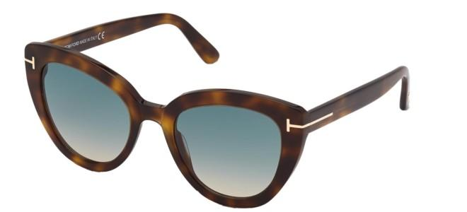 Tom Ford solbriller IZZI FT 0845
