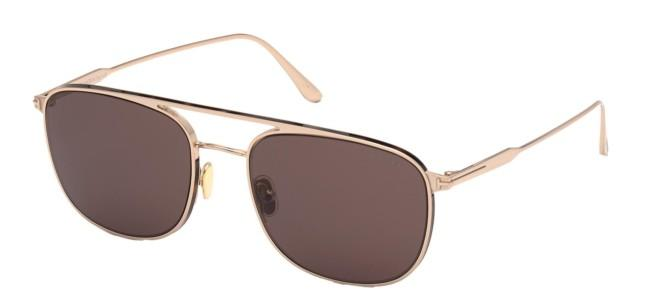 Tom Ford zonnebrillen JAKE FT 0827